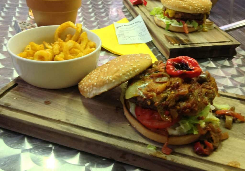 Annie's Burger Shack | Restaurant Review | Nottingham | Eating Out