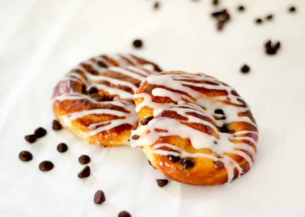 Danish Pastries   Bread   Breakfast   Chocolate   Creme Patissiere