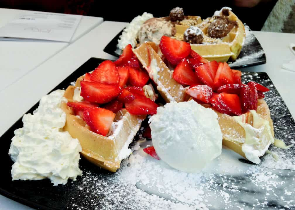 Heavenly Desserts | Restaurant Review | Derby | Eating Out