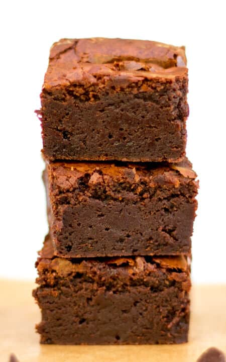 Ultimate Chocolate Brownie | Gooey | Gluten Free | Vegetarian | Gift