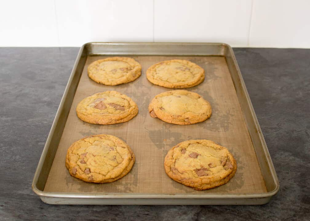 Easy Orange Choc Chip Cookies | Chocolate Orange | Christmas