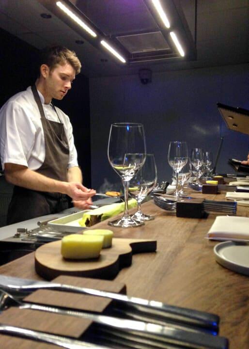 Sat Bains | Restaurant Review | Nottingham | Eating Out | Michelin