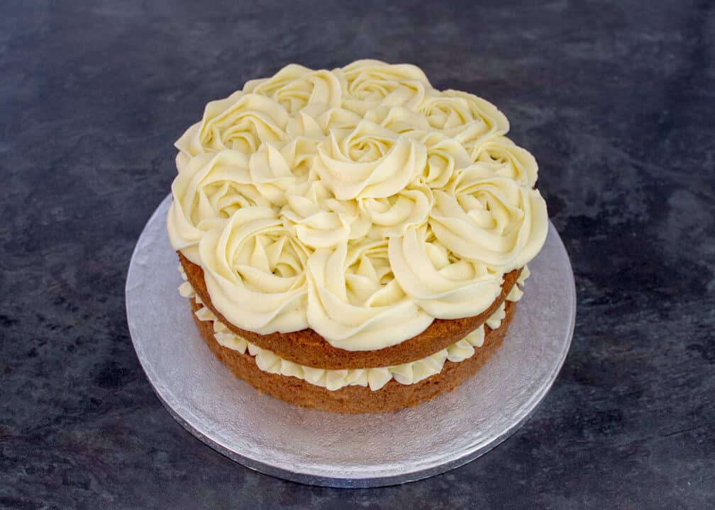 Carrot Cake   Ultimate   The Best   Cream Cheese Frosting   Spiced