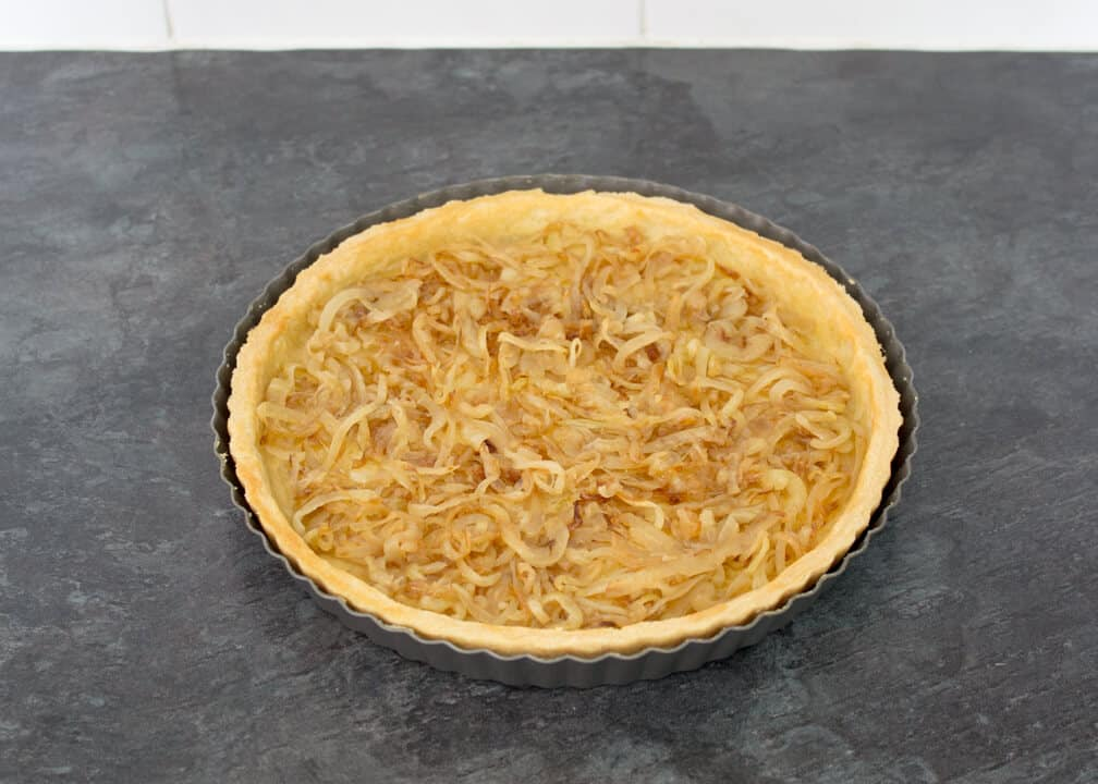 Rosemary Quiche | Caramelised Onion | Pastry | Savoury | Party Food