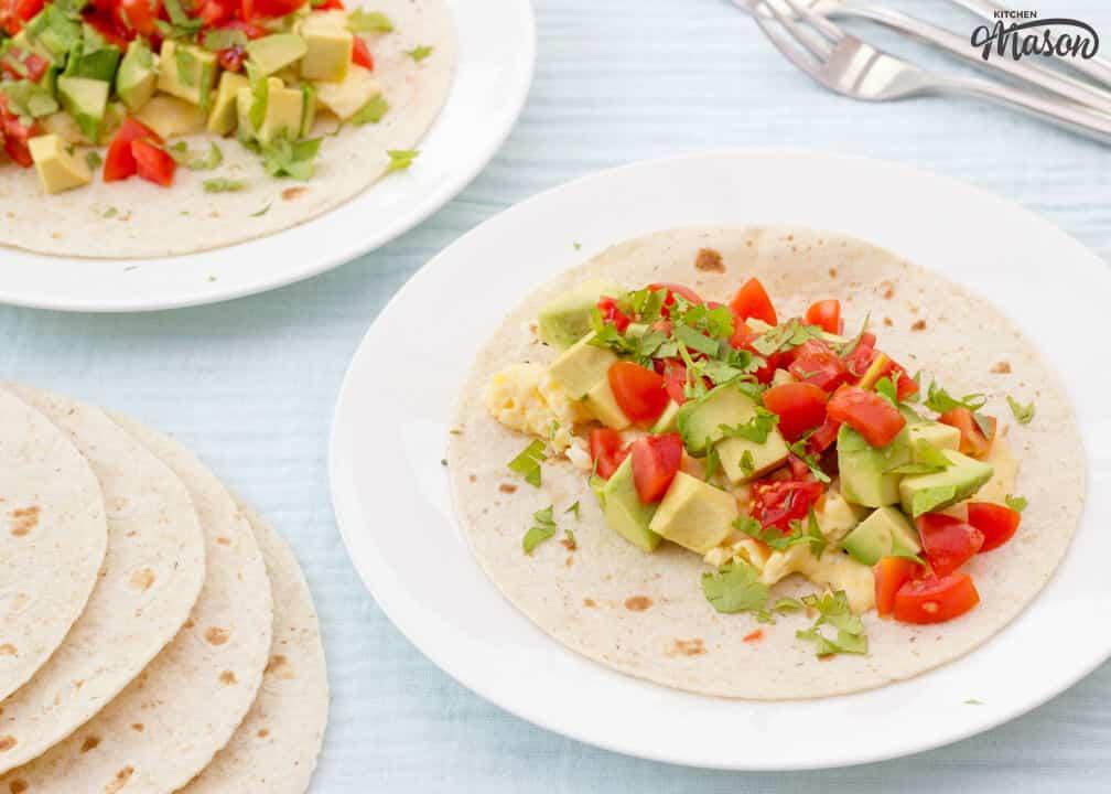 Breakfast Tortillas Recipes   Healthy Breakfast Recipes   Quick Breakfast Recipes