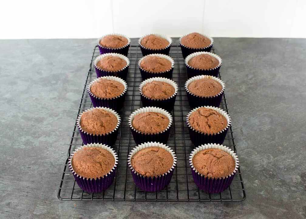 Bonfire Cupcakes | Cake | Party | Guy Fawkes Night | Fire