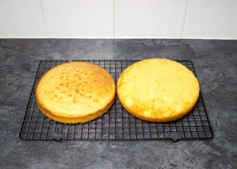 Easy Lemon Cake Best Ever Buttercream Frosting Lemon